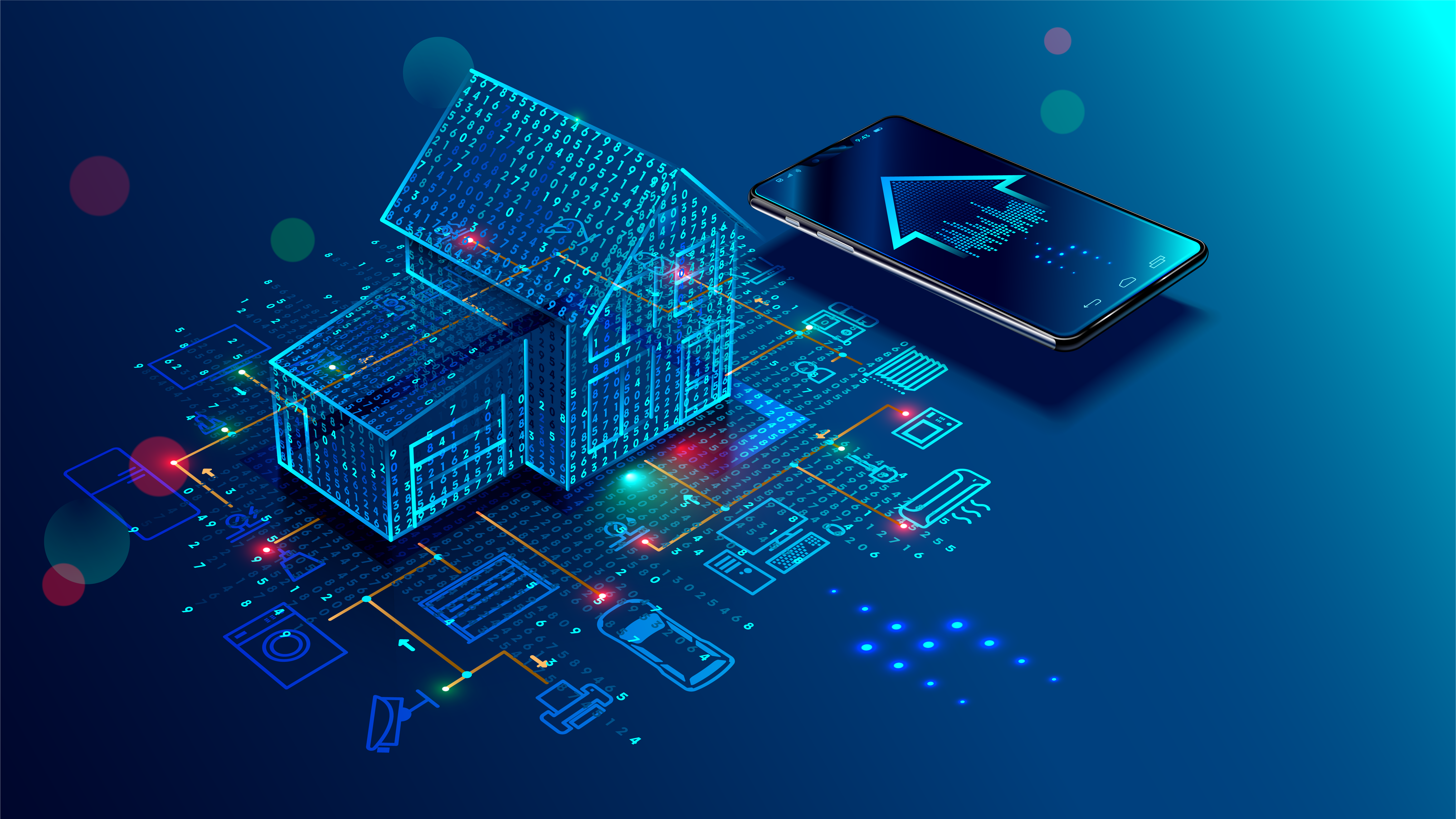 5 ways to upgrade your home using tech