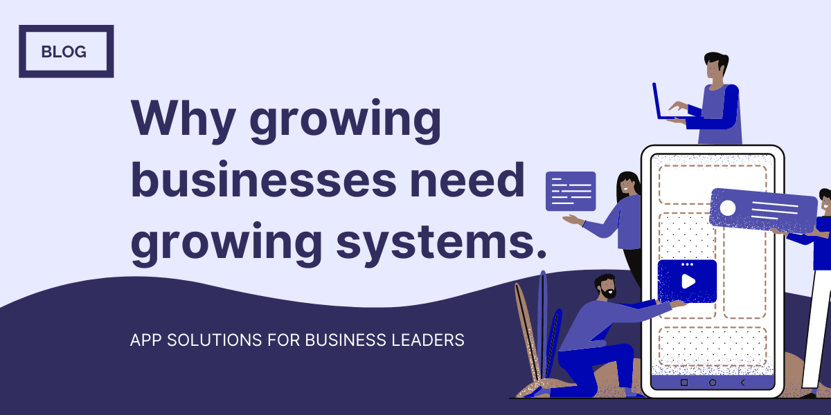 App Solutions for Business Leaders