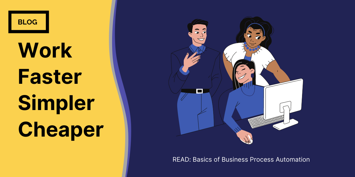 Basics of Business Process Automation