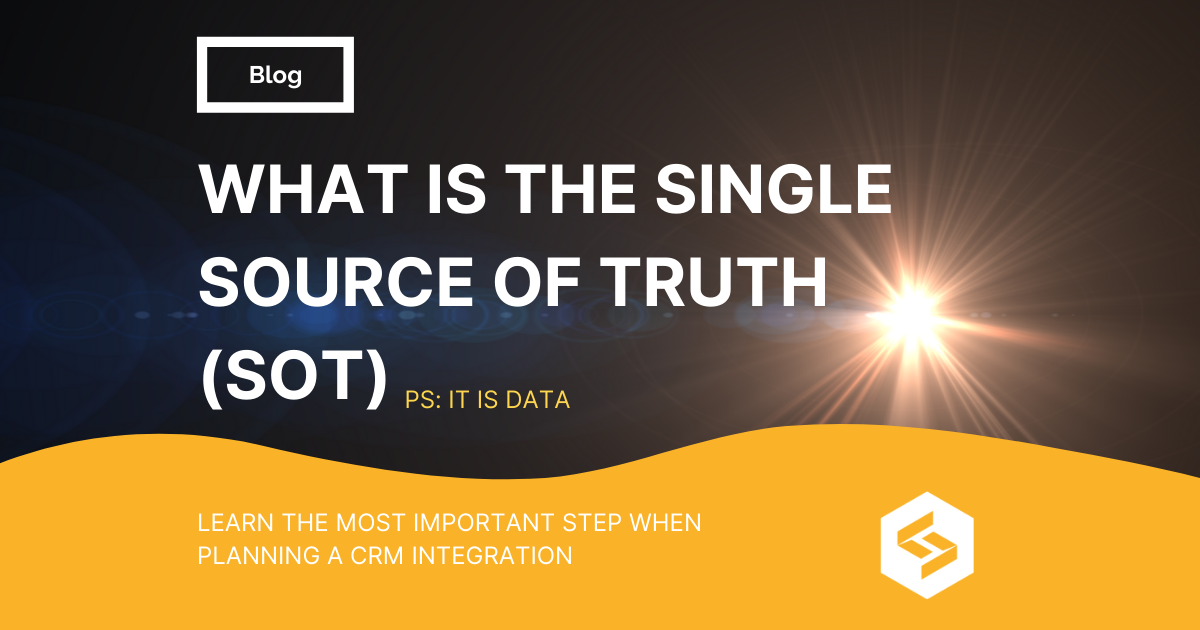 The most important step to a CRM integration