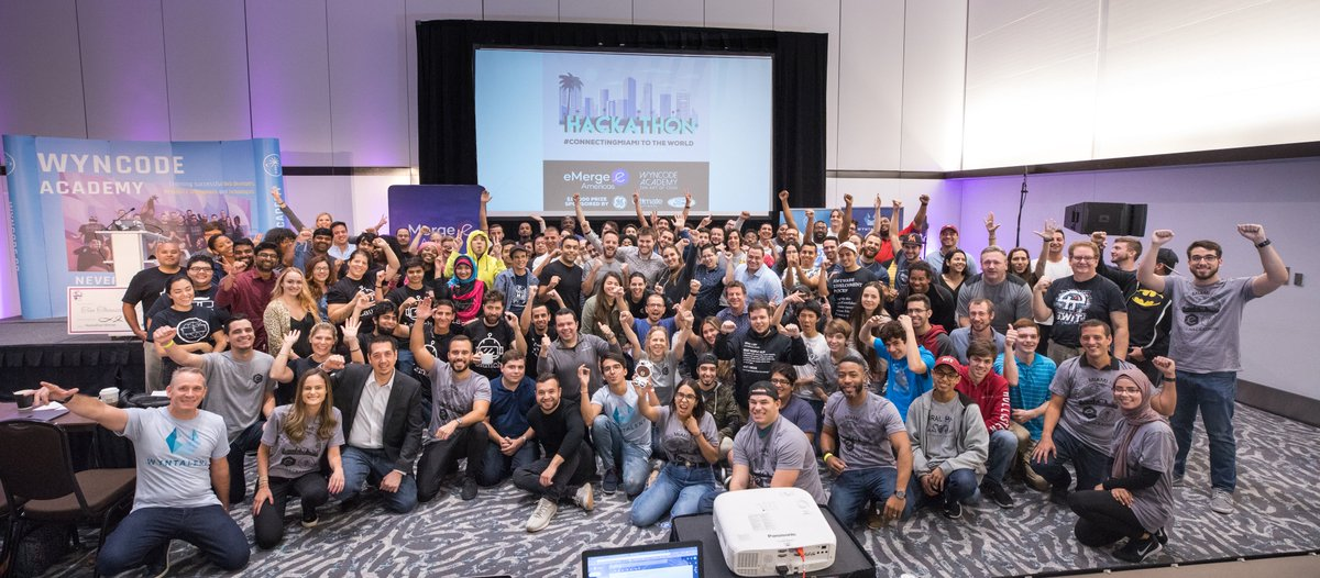 The SilverLogic wins the eMerge Americas Hackathon for Fifth Consecutive Year