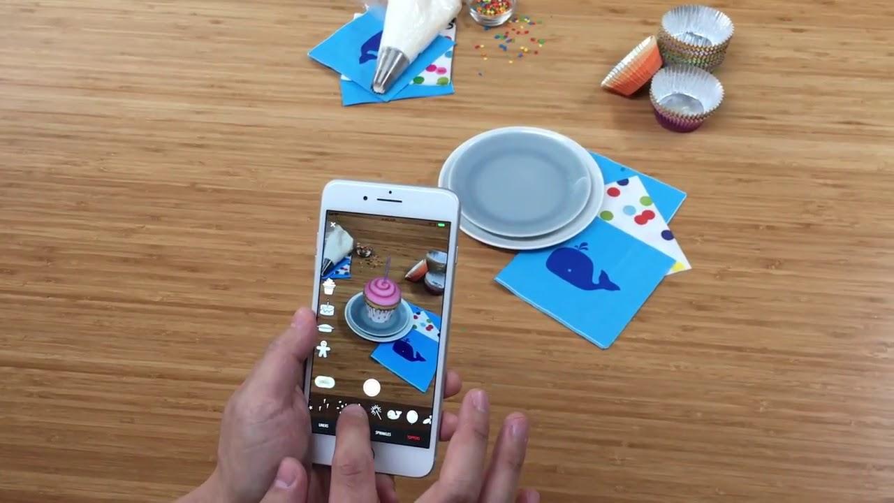 Making Ideas Happen with Apple ARKit